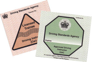 Taking your driving test Leeds & Wakefield